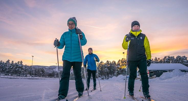 ab6214e3f Tag på vinterferie i Norge med billige rejser - se vores tilbud